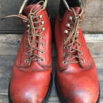 Vintage Red wing 2204 safety ยุค80 เบอร์9E