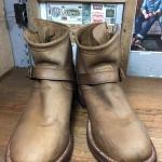 Mescalero engineer boot สำหรับสาวๆ เบอร์26 /23.5cm หนังนิ่ม ทรงสวย. ราคา 1500