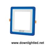 ดาวน์ไลท์ LED EVE 6w (แสงส้ม)
