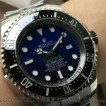 ROLEX SEA-DWELLER DEEPSEA D BLUE