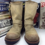 *8RED WING 8268 Engineer SIZE 6.5D*