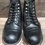 Red wing 8165 size 7.5d