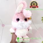 ตุ๊กตา กระต่ายตาโต มีเสียง 7.5 นิ้ว [Anee Park]