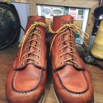 45. RED WING 8131 made in USA size 10.5E