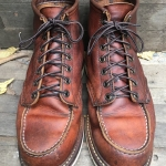 Red Wing 1907 The Heritage Classic สีทองแดง Copper Rough & Tough
