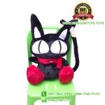 ตุ๊กตา แมว Myoo สีดำ 23 นิ้ว [Raska]