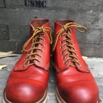 Red Wing 8166 Classic Work หัวมน ROUND-TOE