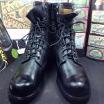 Vintage VULCAN USA army boot ยุค70 สงครามเวียดนาม size 10R