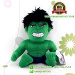 ตุ๊กตาเดอะฮัค The Hulk ท่านั่ง 10 นิ้ว [Marvel]