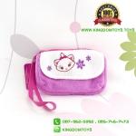 กระเป๋าใส่โทรศัพท์แมวมารี Cutie Marie [Disney]