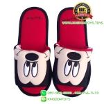 รองเท้า มิกกี้เมาส์หน้าเต็ม พื้นบาง [Disney]