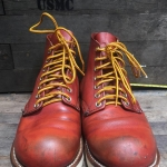 Redwing8166 size 7.5D/26cm เหมาะกับเท้า41-42ราคา 3000