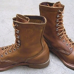 Deadstock RED WING boot from 1972
