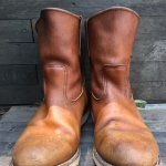Red wing 866 size 11.5E