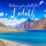 When you fall for 'Ladakh'