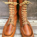 VintageRedwing877 size 10.5D