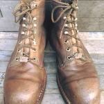 10.Chippewa Vintage safety หัวเหล็ก size 10.5