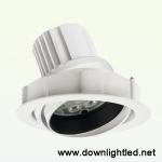 ดาวน์ไลท์ LED 22w (แสงส้ม)