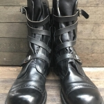 Vintage HH Tankers usa Army boots size 8.5E