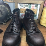 70. Red wing 2245 vintage safety work boot size 9.5EE