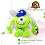 ตุ๊กตา ไมค์ Mike 8 นิ้ว Soft Bua (S) [Disney Pixar]