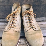 72.VintageRedwing8167 boot size 8E