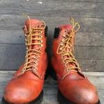 Redwing2204Vintage safety boots ยุค 90 size 10.5E