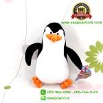 ตุ๊กตาเพนกวิน สคิปเปอร์ 8 นิ้ว [S] [Madagascar 3]