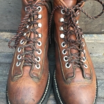 18.SALE#Vintage boot made in USA size 8