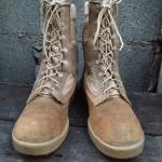 รองเท้าฺ Billeville บูตคอมแบตสิงห์ทะเลทราย Vibram USA US ARMY size 10.5R
