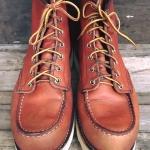 .Redwing 8131 size 8E