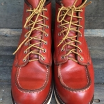 Red wing 8131 size 8.5Ep