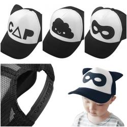 หมวกเด็ก 2 ขวบขึ้นไป แก๊ป PIN (Hat - ZC)