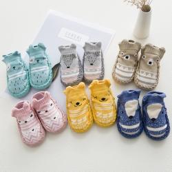 Baby Touch ถุงเท้าเด็ก หัดเดิน Ears (Socks - SWE)