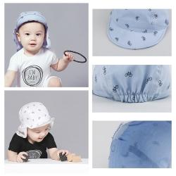 Baby Touch หมวกเด็ก พรีเมี่ยม แก๊ป Biker (Hat - AR)