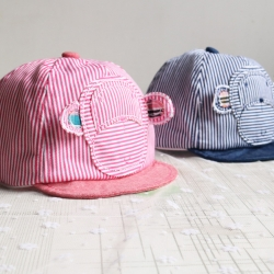 Baby Touch หมวกเด็ก แก๊ป ลิงหูกาง (Hat - BAE)
