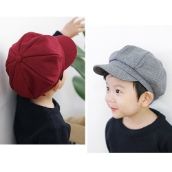 Baby Touch หมวกเด็ก พรีเมี่ยม บาเรตฟักทอง (Hat - CB)