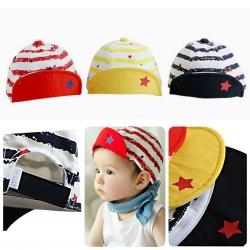 Baby Touch หมวกเด็ก แก๊ปดาวเหนือ (Hat - AC)
