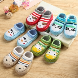Baby Touch ถุงเท้าเด็ก หัดเดิน Begin (Socks - SWB)