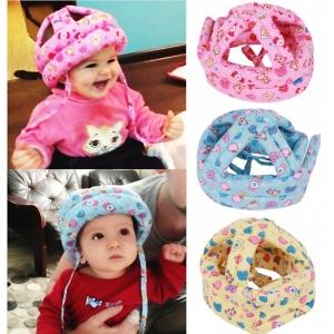 Baby Touch หมวกเด็กกันน็อค ลายลูกกวาด (Hat - HB)
