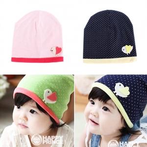 Baby Touch หมวกผ้านิ่ม นกน้อย (Hat - FE)