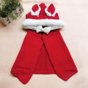 Baby Touch ชุดเสื้อคลุมเด็ก หนูน้อย (Cover - Little Riding Hood_Brown)
