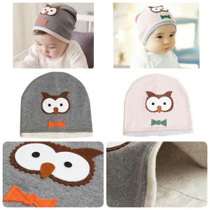 Baby Touch หมวกผ้านิ่ม นกฮูก (Hat - FH)