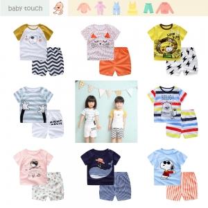 Baby Touch เสื้อยืดและกางเกง ชิวชิว (Clothes - CSTA)