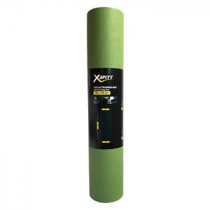 เสื่อโยคะ X2FITT™ pro mat earth™ 6mm [OLIVE-BROWN]