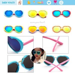 Baby Touch แว่นกันแดดเด็ก เลิฟเลิฟ (Glasses - GL)