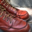 49. Red wing 8131 size 8E-26cm custom sole พื้นหนังประกบ ราคา 4190 thumbnail 9