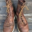 Danner15558 USA made steel Toe work boot size 9.5D