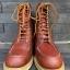 Vintage safety boot ยุค 60 size 8.5D