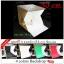 กล่องไฟถ่ายภาพสินค้า Light box 30 cm. แถมกระเป๋า ฉากหลัง 4 สี thumbnail 1